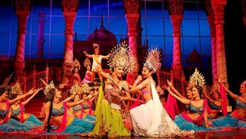 Giá vé xem show diễn Tiffany ở Pattaya