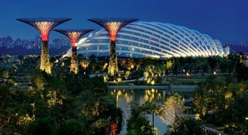Cẩm nang đặt vé tham quan Gardens by the Bays giá rẻ ở Singapore