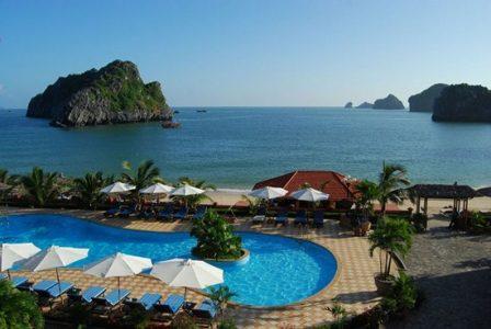 Quần đảo Cát Bà nơi bạn thoả thích vui chơi, tắm biển